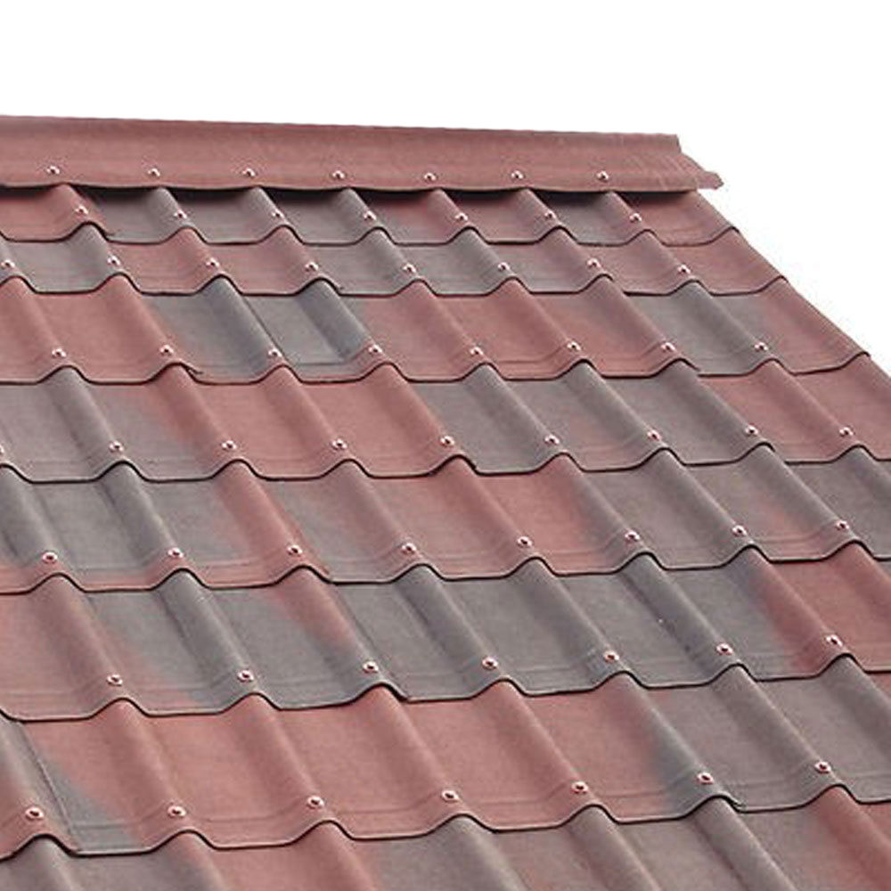 Onduvilla Roofing Amp Interlocking Roof Tile Fiber