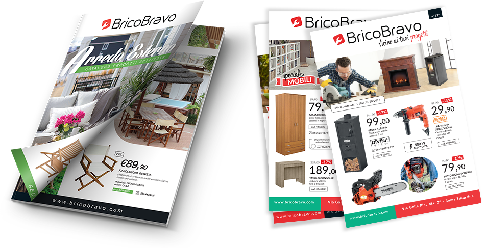 Catalogo BricoBravo